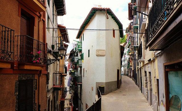 Calles de Ondarroa