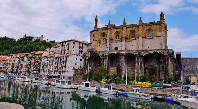 Conoce Ondarroa, una preciosa localidad del País Vasco
