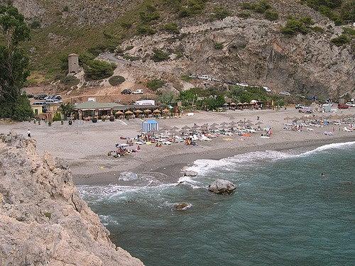 Playas nudistas, Cantarrijan
