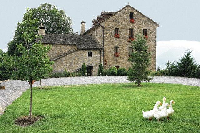 Casa de San MArtín, uno de los hoteles rurales con encanto