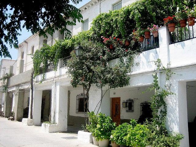 Pitres, uno de los pueblos más bonitos de la Alpujarra