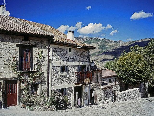 La Hiruela, pueblos de Madrid