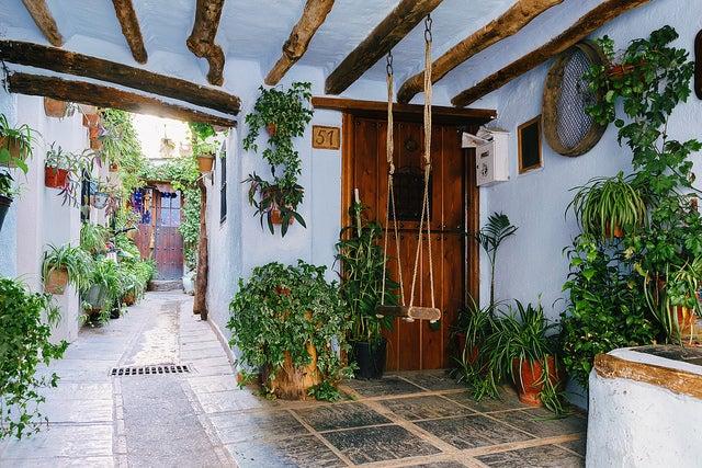 Lanjarón, uno de los pueblos más bonitos de la Alpujarra