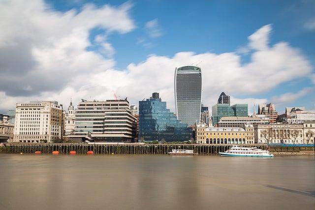 City, uno de loslugares para alojarse en Londres