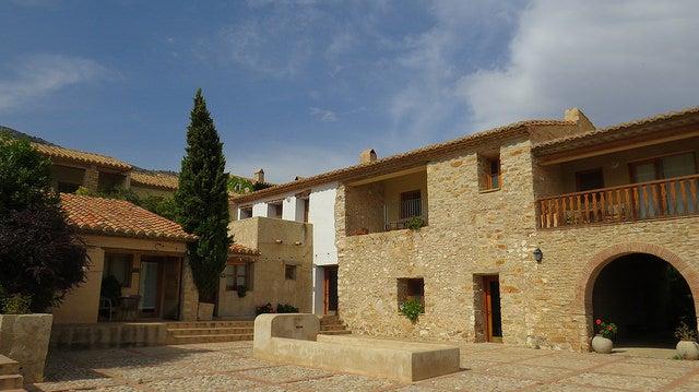 Aldearoqueta, uno de los hoteles con encanto de España