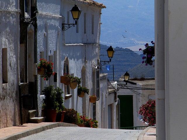 Calle de Lucainena de las Torres
