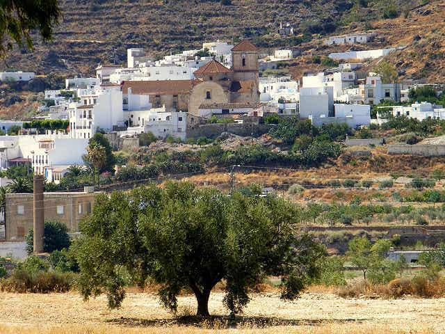 Lucainena de las Torres, la perla de Almería