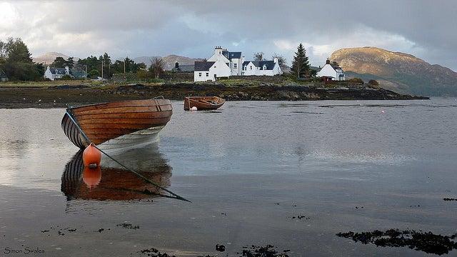 Plockton muestra el encanto de Escocia