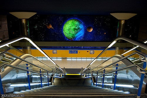 Estación de metro de Planetario