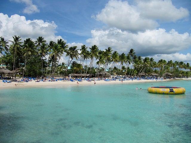 Bayahíbe en República Dominicana