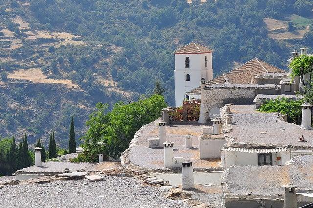 Bubión uno de los pueblos más bonitos de la Alpujarra