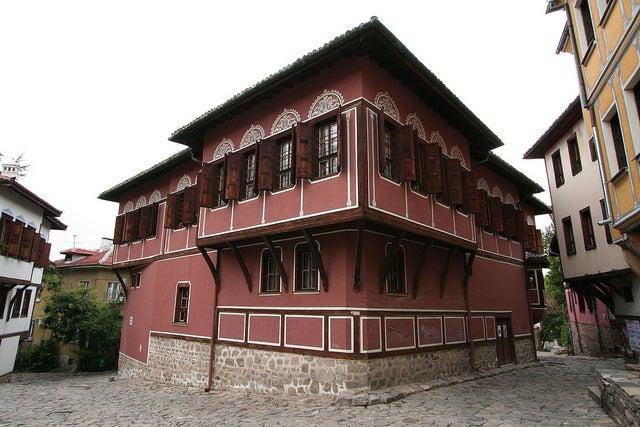 Casa Balbanov en Plovdiv