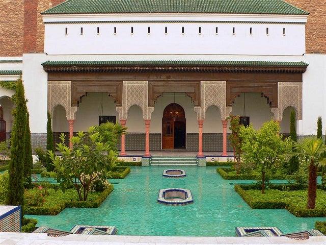 Gran Mezquita uno de los rincones secretos de París