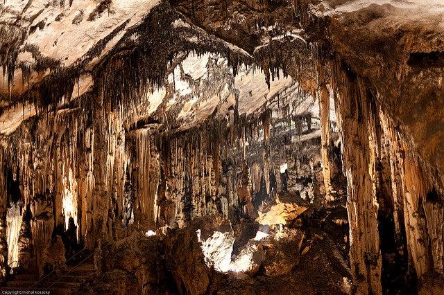 Cuevas de Artá en Cala Ratjada