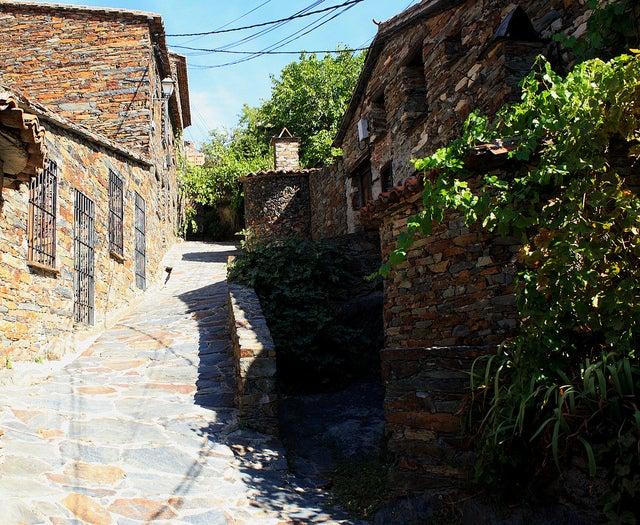 Patones de Arriba, uno de los pueblos de Madrid