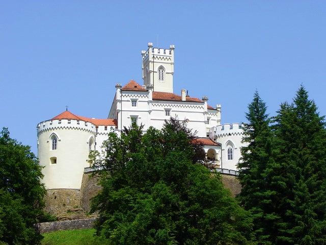 Castillo de Trakoscan, un lugar que ver en Croacia