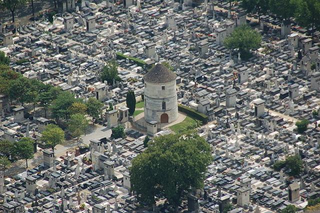Cementerio de Montparnasse en París