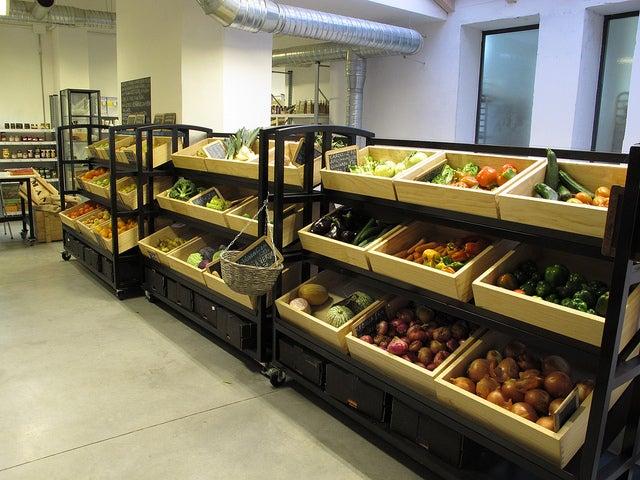 La Magdalena de Proust, uno de los supermercados ecológicos en Madrid