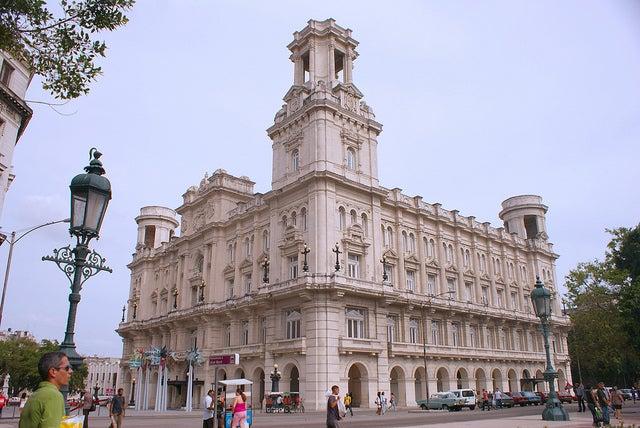 Museo de Bellas ARtes, lugar para visitar en un viaje a La Habana