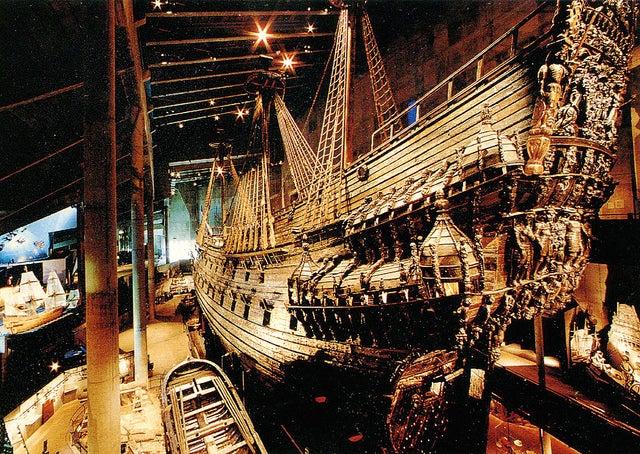 Museo Vas, uno de los lugares que ver en Estocolmo