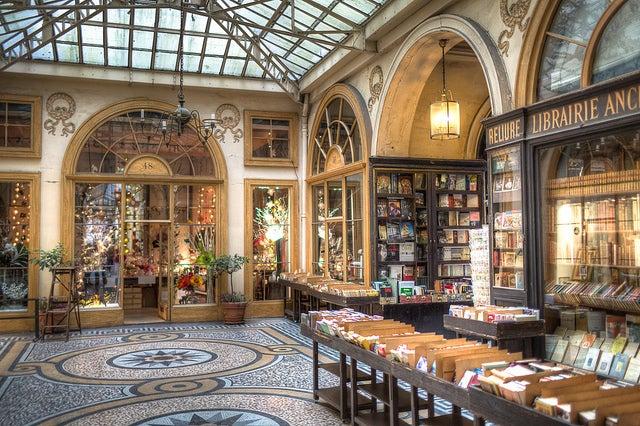 Galería Vivienne, uno de los rincones secretos de París