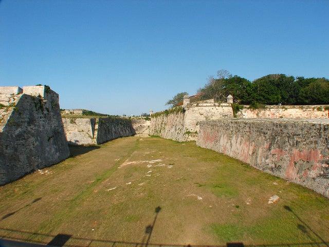 Fortaleza de San Carlos en La Habana