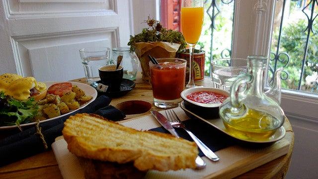 Mür Café, uno de los mejores brunch de Madrid