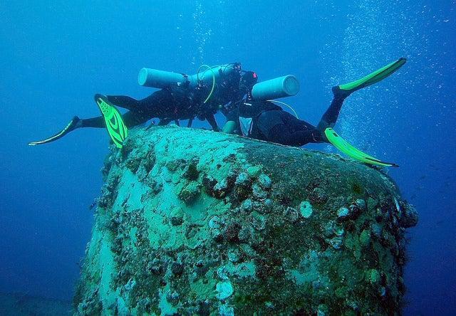 Fondos marinos de Bayahíbe