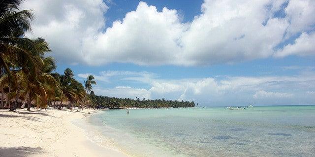 Playa en Bayahíbe