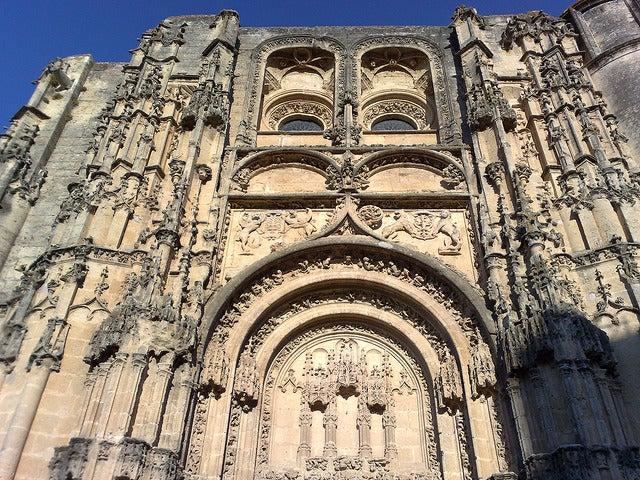 Basílica de Santa María en Arcos de la Frontera
