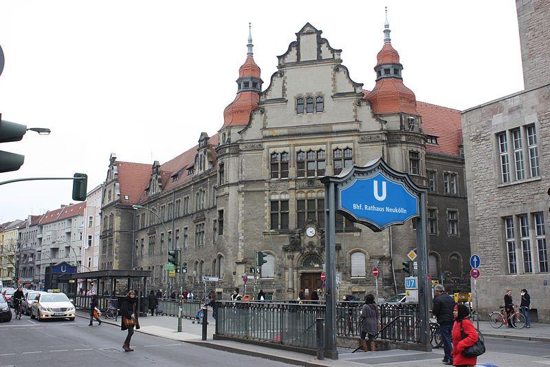 Neukolln. una de las mejores zonas para alojarse en Berlín