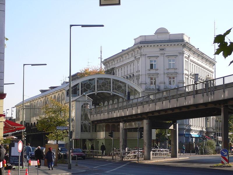 Kreuzberg, una de las mejores zonas para alojarse en Berlín