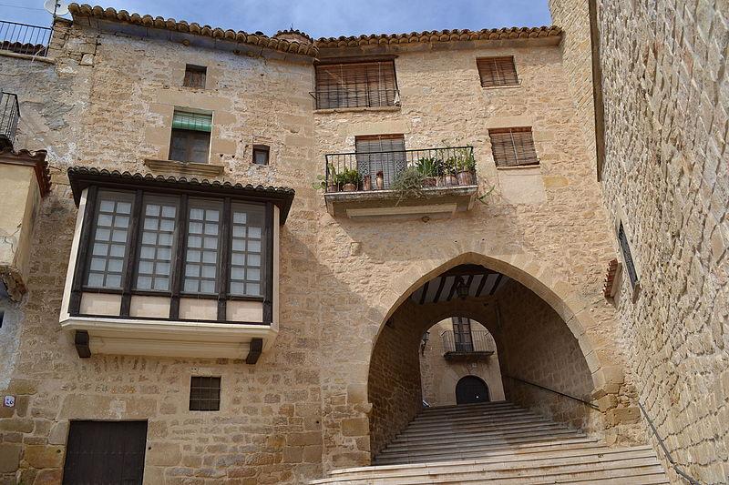Casas de Calaceite