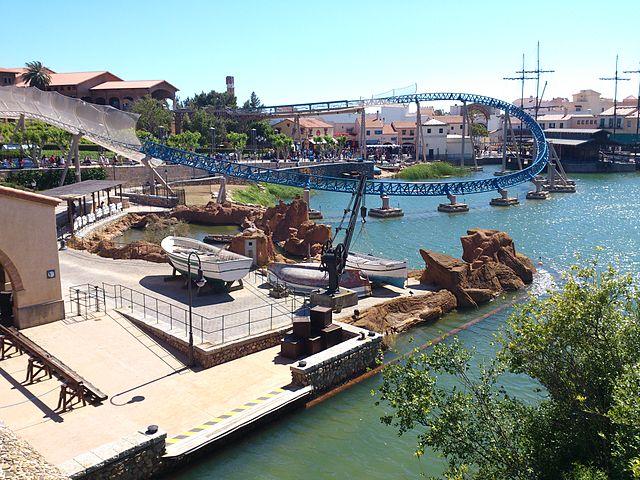 Vista de PortAventura