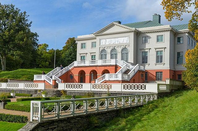 Gunnebo Slott en Göteborg