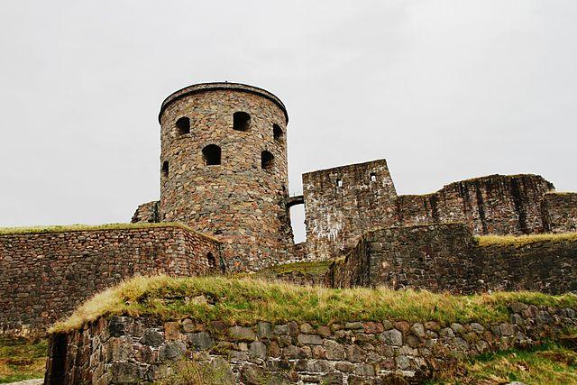 Bohus Fortress en Goteborg