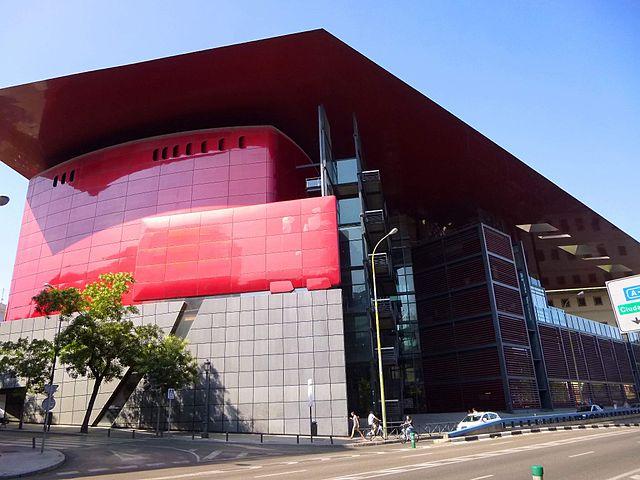 Edificio Nouvel del Museo Reina Sofía