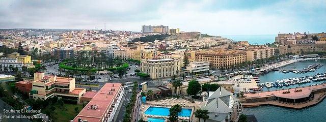 Melilla,lugar para visitar en el mapa de España