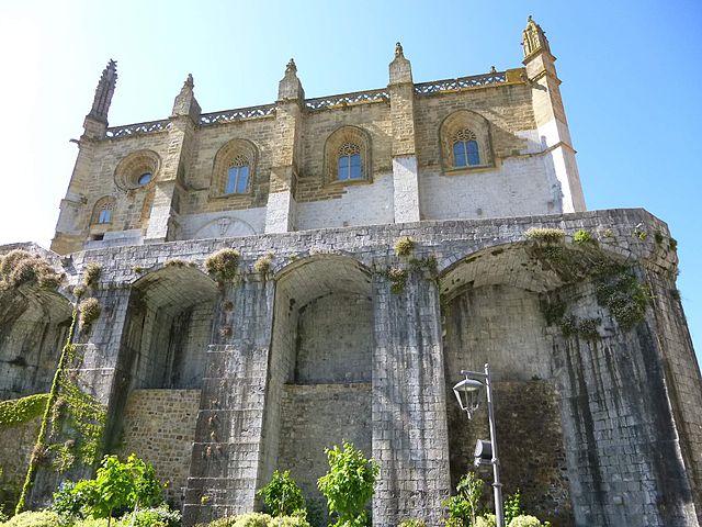 Iglesia de Santa María en Ondarroa
