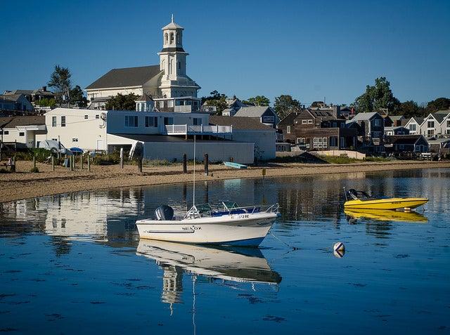 5 lugares en Nueva Inglaterra que merece la pena visitar