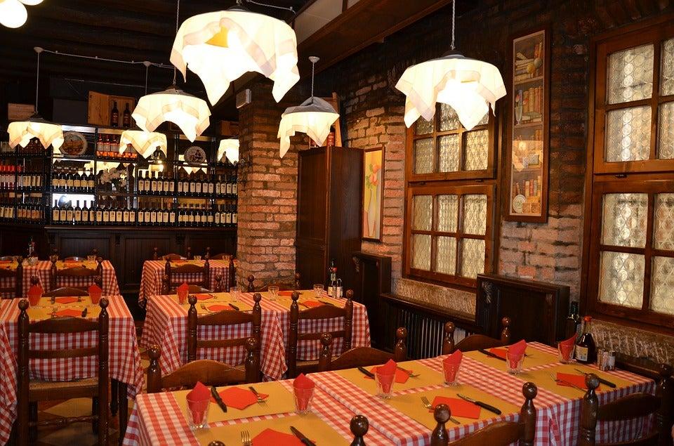Los 7 mejores restaurantes italianos en Madrid