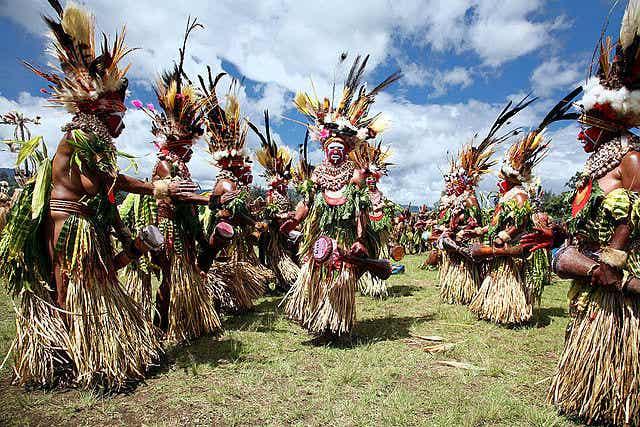 Descubre la cultura de Papúa Nueva Guinea