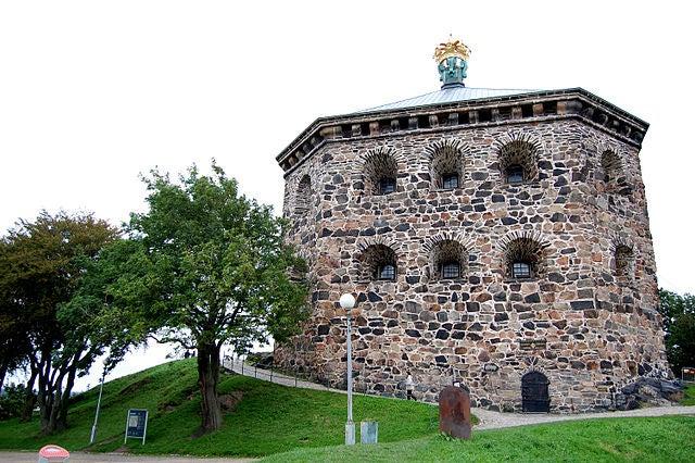 Skansen Kronan en Göteborg
