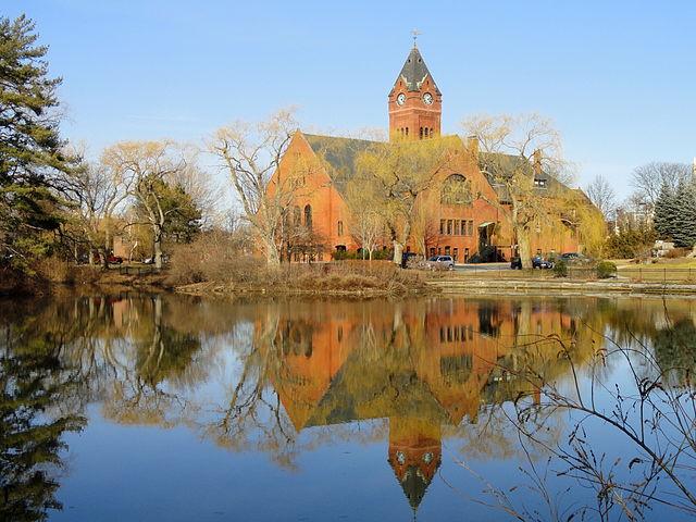 Winchester en Nueva Inglaterra