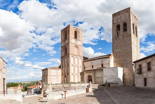 Arévalo, uno de los pueblos de Ávila