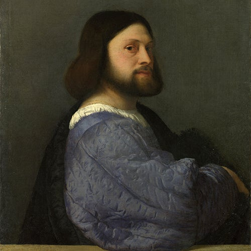 Ariosto de Tiziano