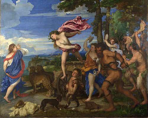 Las 4 obras de Tiziano más famosas