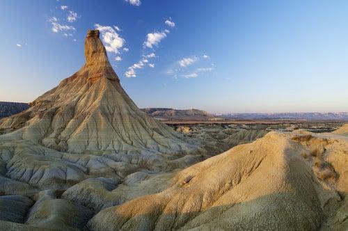 Bardenas REales, uno de los paisajes españoles más asombrosos