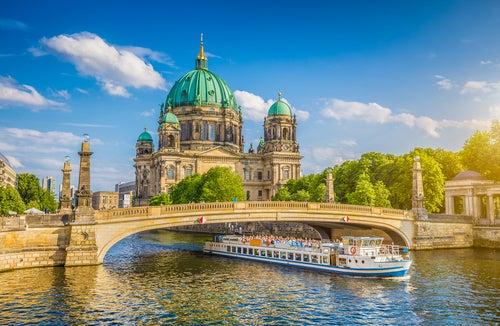 La ciudad cosmopolita de Alemania, Berlín