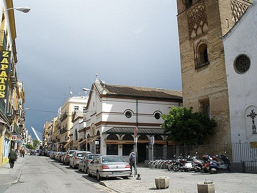 Calle Feria de Sevilla